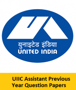 UIIC Assistant Previous Ques Papers Pdf