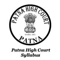 Patna High Court Personal Assistant Syllabus