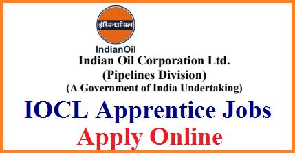 IOCL Trade Apprentice Recruitment