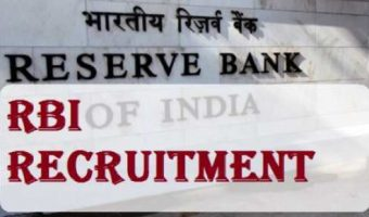 RBI Assistant Recruitment 2018 – Apply Online 27 RBI Assistant Posts (for PwD Candidates)