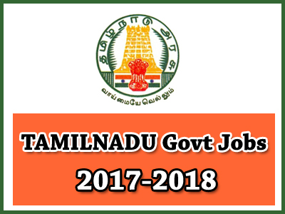 Govt Jobs in Tamilnadu
