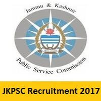 JKPSC MO Recruitment