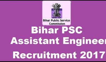 BPSC AE Recruitment 2017 | Apply 1345 Assistant Engineer Vacancies @bpsc.bih.nic.in