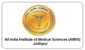 AIIMS Jodhpur Recruitment 2018