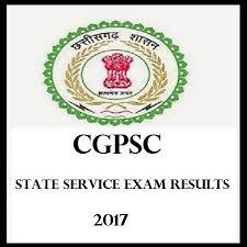 CGPSC Asst Director Results 2017