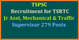 TSPSC TSRTC Recruitment