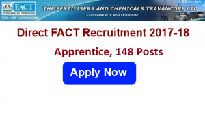 FACT Apprentice Recruitment