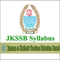 JKSSB Teacher Syllabus