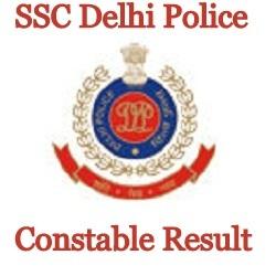 Delhi Police Constable Result
