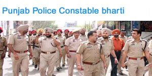 Punjab Police Constable