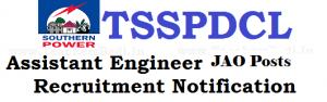 TSSPDCL AE Recruitment