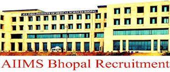AIIMS Bhopal Nursing Officer Recruitment 2018 || Apply Online – 700 Staff Nurse Jobs