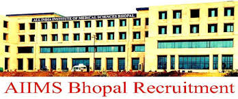 AIIMS Bhopal Nursing Officer Recruitment 2018