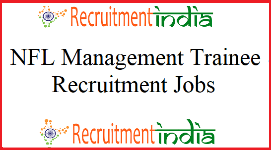 NFL Management Trainee Recruitment