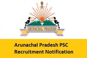 DHS Arunachal Pradesh Recruitment 2018