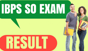 IBPS SO Result 2018 | Download IBPS SO 2017 Mains Final Results Released 2018