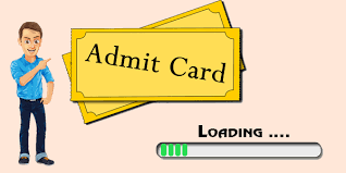 CDAC Noida Admit Card 2018