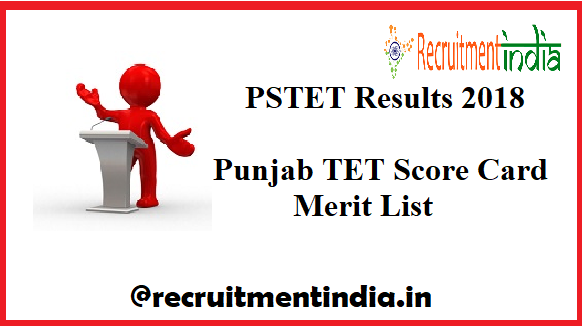 PSTET Results
