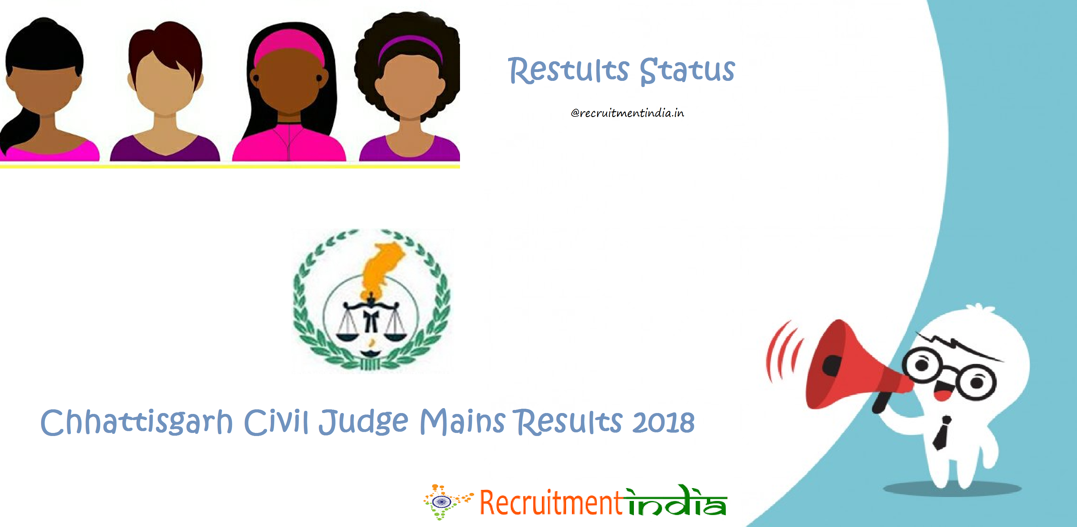 Chhattisgarh Civil Judge Mains Results 2018