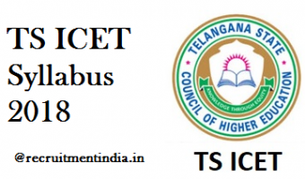 TS ICET Syllabus 2018 | Download TSCHE TS ICET Exam Pattern @icet.tsche.ac.in