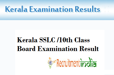 Kerala SSLC Result 2019 Out | SSLC Result 2019 School Wise