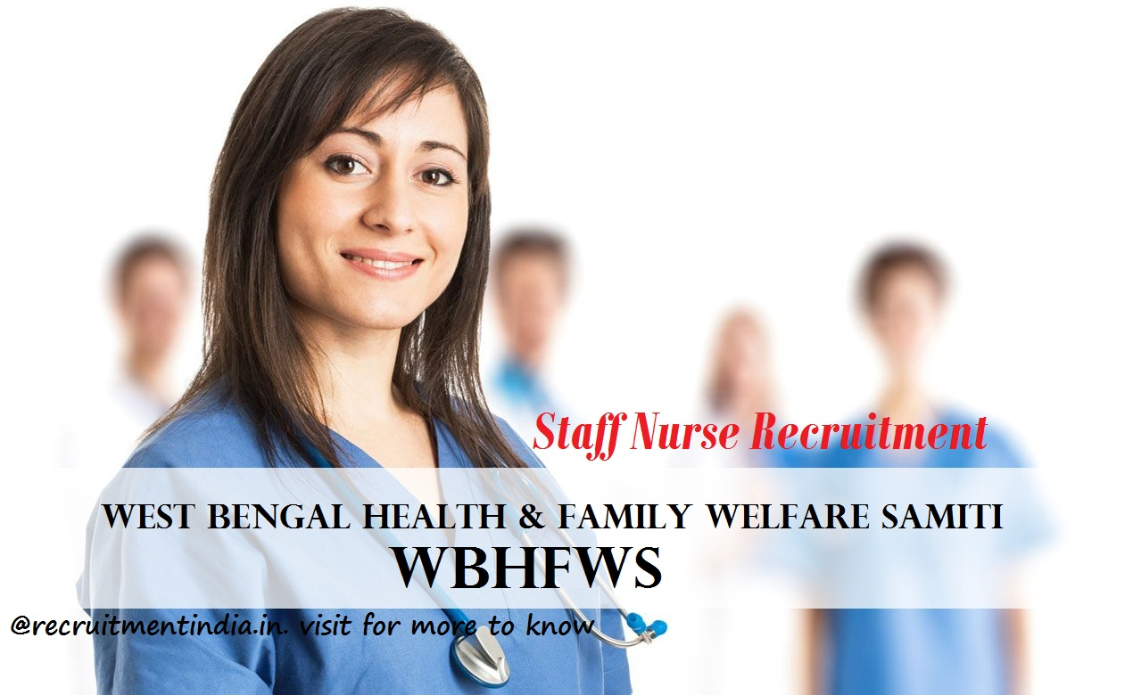 WBHFWS Recruitment
