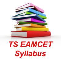 TS EAMCET Syllabus Pdf 2018