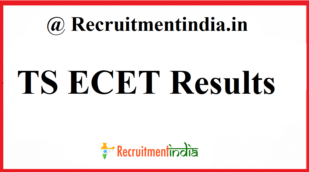TS ECET Results