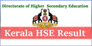 Kerala Plus 1 Results 2018