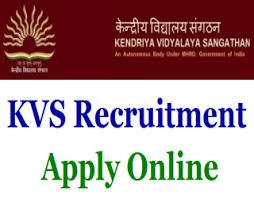 KVS Vijayawada Recruitment 2018