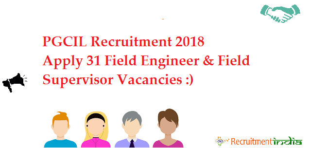 PGCIL Field Engineer Recruitment