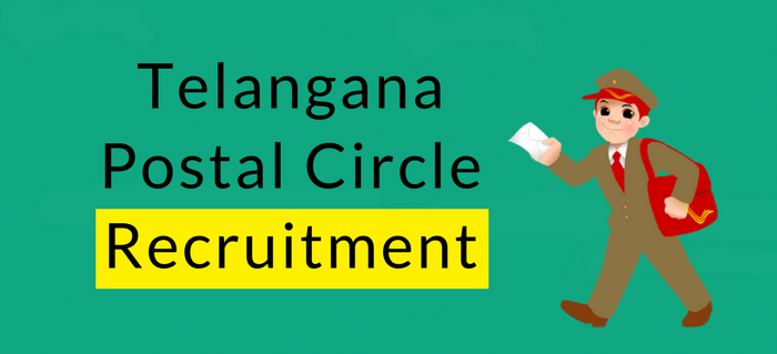 Telangana Postal Circle Notification 2018