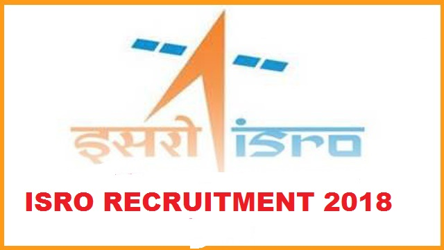 SAC ISRO Recruitment