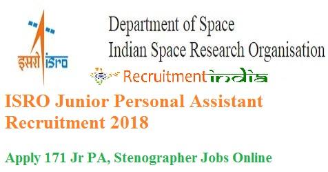 ISRO ICRB Recruitment