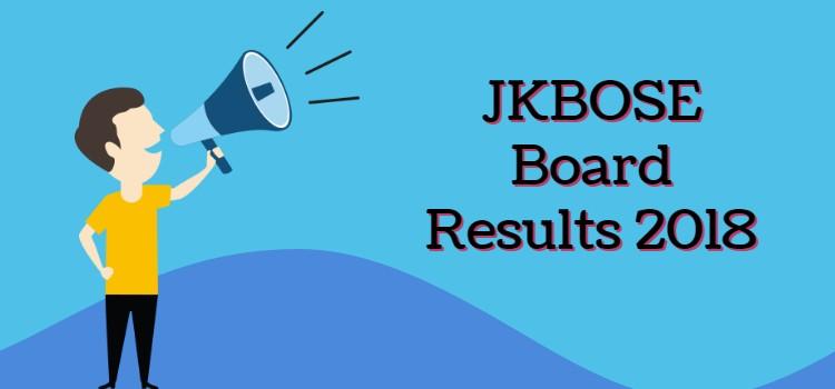 JKBOSE 10th Results