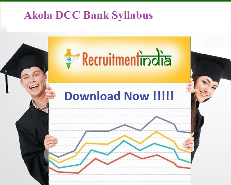Akola DCC Bank Syllabus