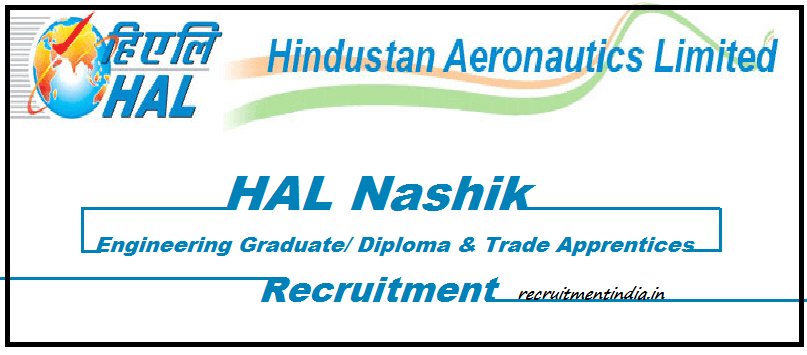 HAL Apprentice Recruitment