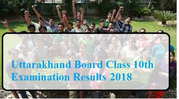 UK Board 10th Result