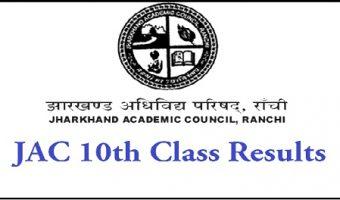 JAC 10th Results 2018 | Check Jharkhand Board Matric Marksheet , Download @jac.nic.in