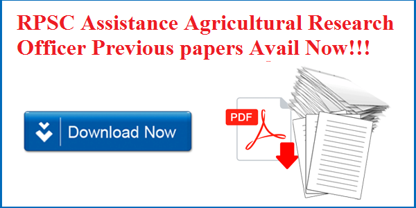 RPSC AARO Previous Papers