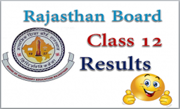 Rajasthan Board 12th Result