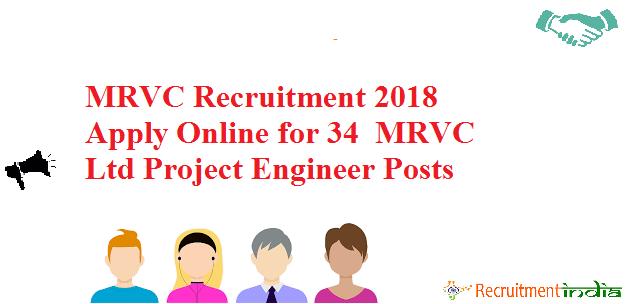 MRVC Recruitment