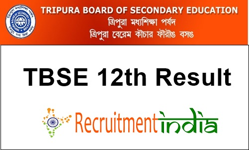 Tripura BSE Higher Secondary Result