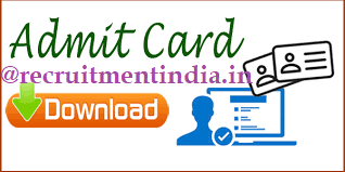 Kerala Cooperative Bank Admit Card