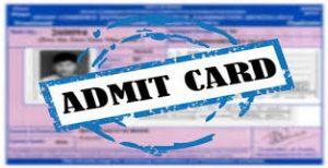 RPSC RAS Admit Card 2018
