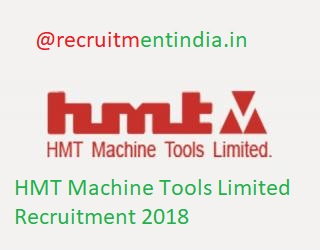 HMT Recruitment