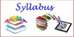 MPSC Engineering Services Syllabus 2018