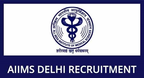 AIIMS Delhi Staff Nurse Recruitment