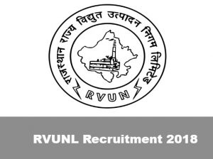 RVUNL AE Recruitment
