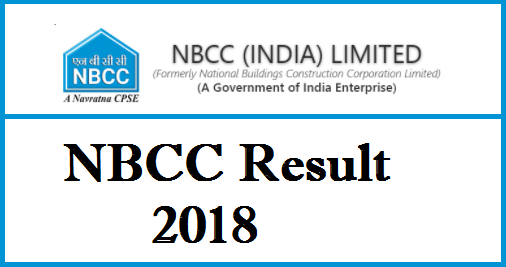 NBCC Result